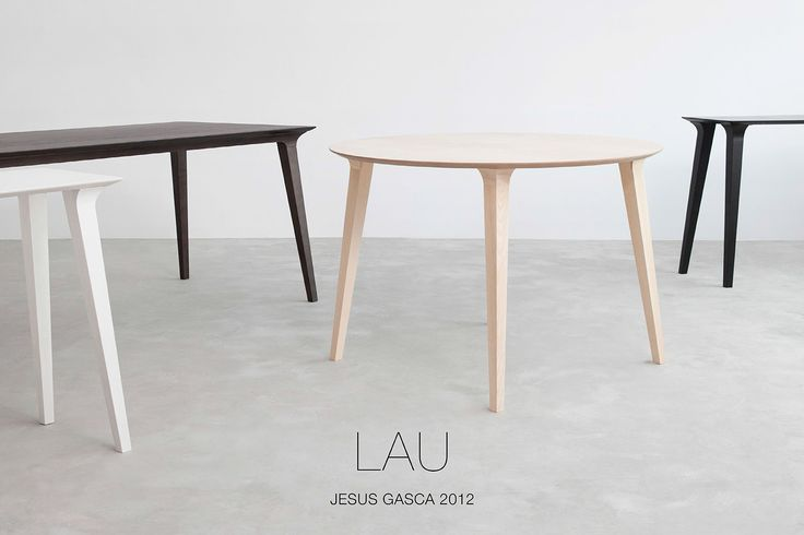 Now every STUA design has one PDF catalogue. If you use product catalogues in your presentations you can download them all from the STUA download page: www.stua.com/eng/coleccion/catalogue.html This is LAU table catalogue PDF: www.stua.com/pdf/products/stua-lau.pdf
