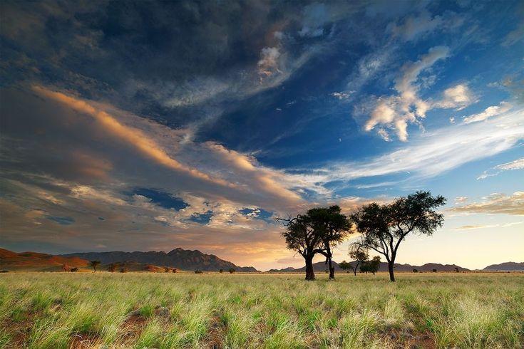 Maravilhas da Natureza - Paisagens da Namíbia 12