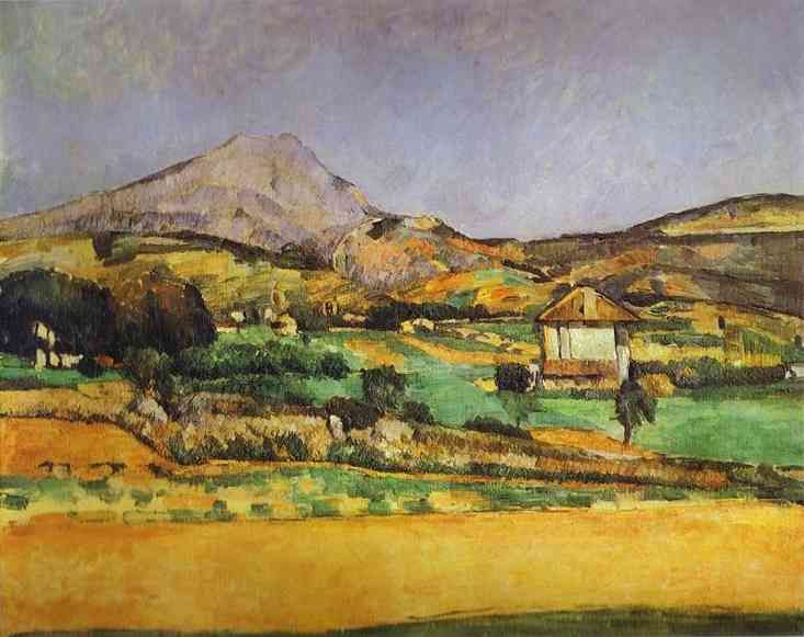 paul cezanne paintings | ... 1882-85. Oil on canvas. The Pushkin Museum of Fine Art, Moscow, Russia