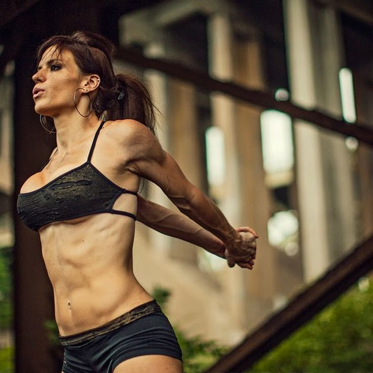 Melissa Bender Full Body Fitness Video