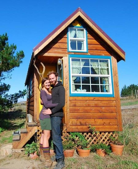 Little Yellow House Update Shelter Tiny Homes