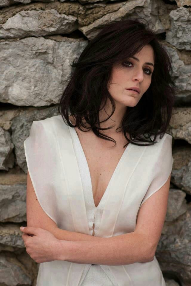 Deniz Çakır, Turkish actress, b. 1982