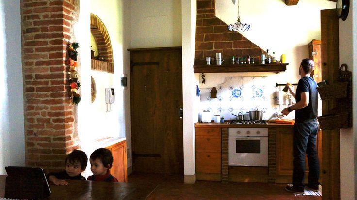 Two bedrooms rustic farmhouse at Emilia romagna, Italy