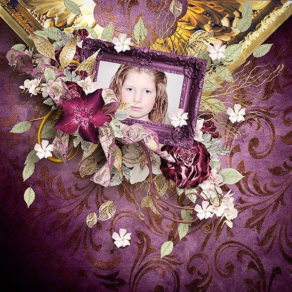 *** NEW ***  Opulence by Bee Creations  http://www.digiscrapbooking.ch/shop/index.php?main_page=product_info=22_43_id=11768
