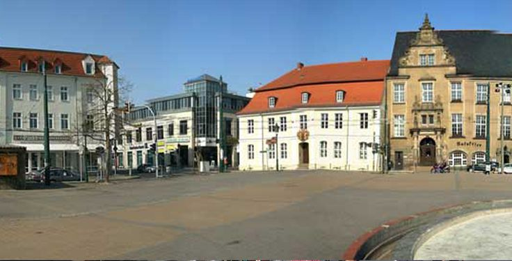 Eberswalde (Brandenburg): Eberswalde ist die Kreisstadt des Landkreises Barnim…