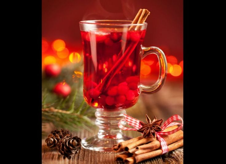 Slow and Hot Spiced Cherry Cider If slow cooker beverages are your thing, try this one. Made with only apple cider, cinnamon sticks and cherry gelatin, it's a slow, sticky treat for all ages.