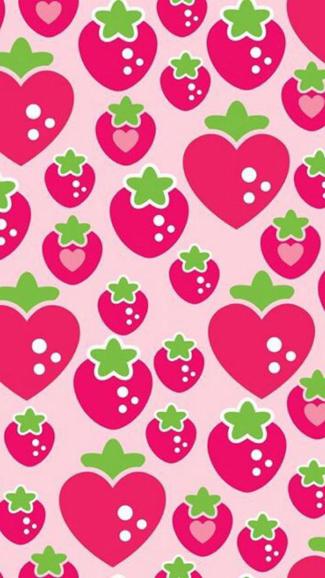 Strawberry Shortcake Wallpaper For Android Babangrichie Org