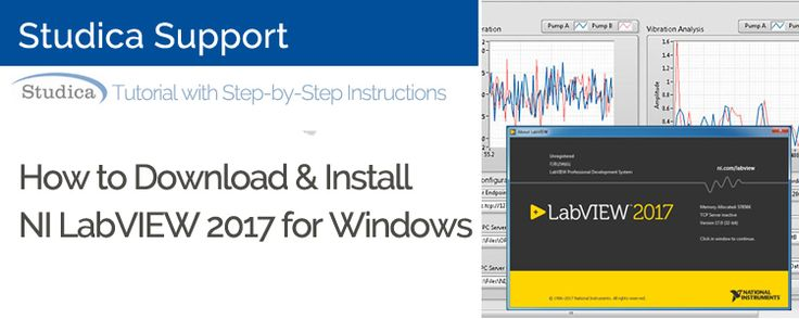 How to Download and Install LabVIEW 2017 on Windows