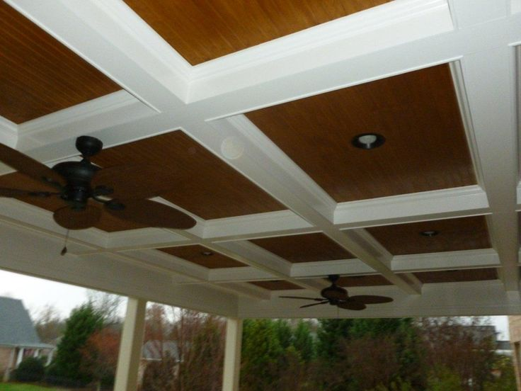 10 best images about projects to try on pinterest wooden for Balcony ceiling design