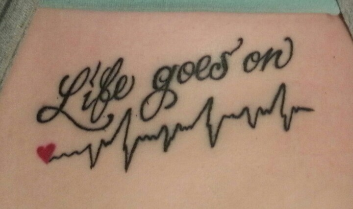Life Goes On♡