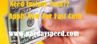 Paydayspeed! Online Payday Moneylender comprehends the fleeting monetary needs of our clients additionally advocates for mindful obtaining while taking a gander at every payday credit as an interesting money related need. Visit http://www.paydayspeed.com/ for more data on payday advances.