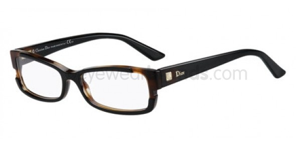 Dior CD3192 UR0 DARK HAVANA/TORTOISE Glasses. I love my new frames! And happy with my new prescription. The world is a little clearer.