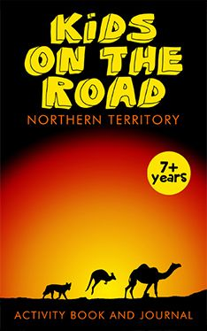 TAWKer Supporters - Kids on the Road - a way to get the kids really involved in learning about the Northern Territory
