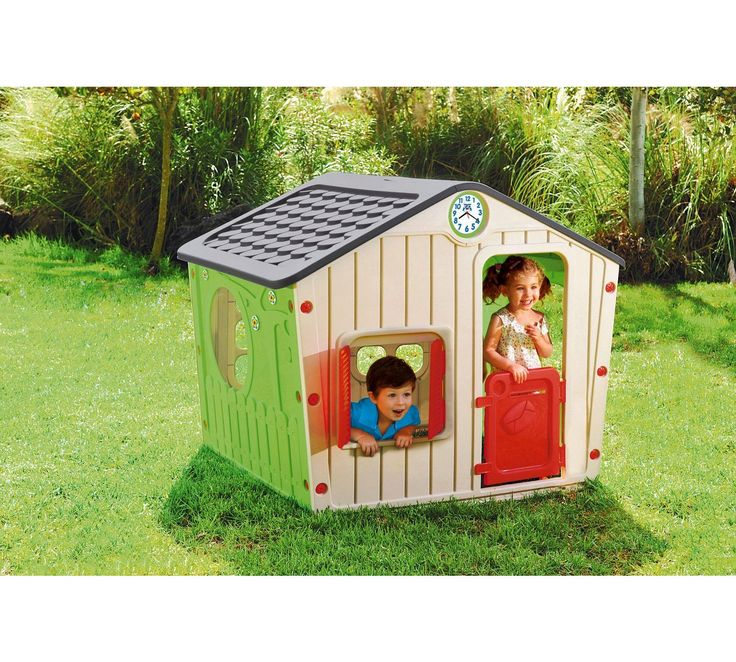 Buy Chad Valley Wendy House - Multicoloured at Argos.co.uk, visit Argos.co.uk to shop online for Playhouses, Playhouses and activity centres, Outdoor toys, Toys