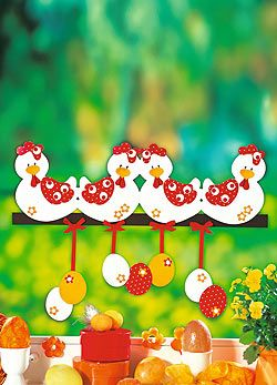 2 last minute húsvéti dekoráció