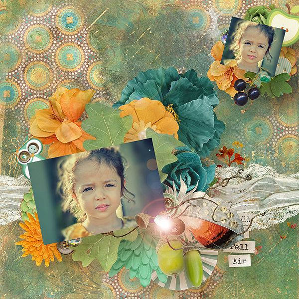 Wonderfall - Hatchery collection by Vero - The French Touch @ http://www.thedigichick.com/shop/Vero-The-French-Touch/