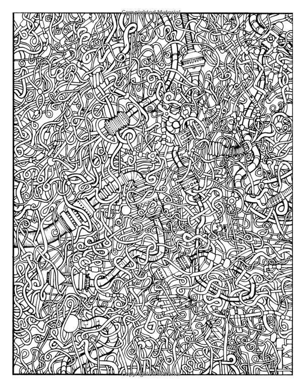17 best images about peter deligdisch on pinterest the for Crazy coloring pages