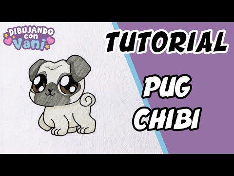 Como Dibujar Perro Kawaii Para Ninos Dibujos Anime Faciles Dibujos Para Colorear Youtube Como Dibujar Un Perro Pug Kawaii Dibujo Paso A Paso