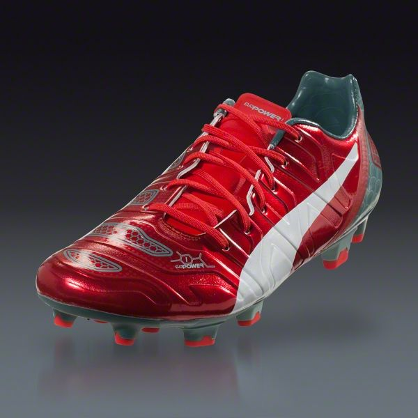 fd6877f27 ... Cleats Puma evoPOWER 1.2 Graphic Dragons Boot Released COM is the best  soccer store for all of your soccer gear needs.