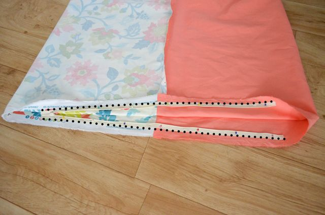 DIY: Sew a Kids Bean Bag Chair in 30 Minutes - Project Nursery