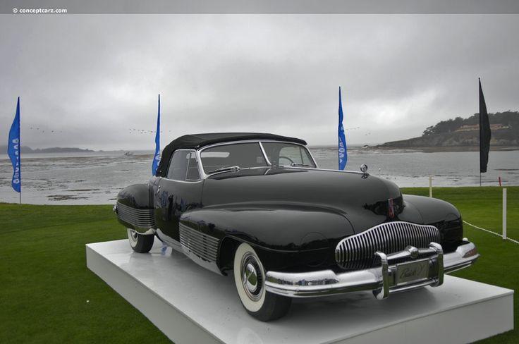1938 Buick Y-Job Concept Image