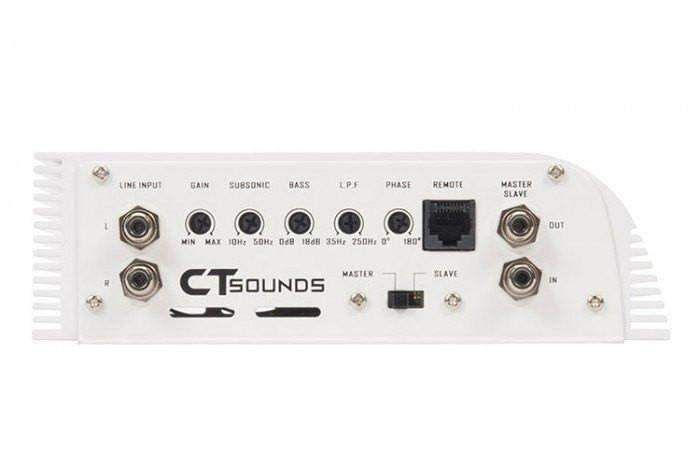 Pin On Ct Sounds At 500 1 Monoblock Amplifier