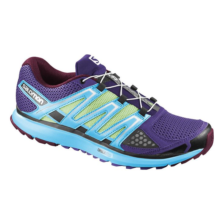 Womens Salomon X-Scream Trail Running Shoe