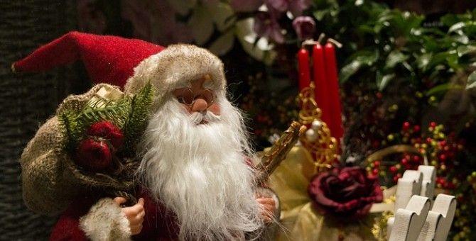 Santa's True Colours