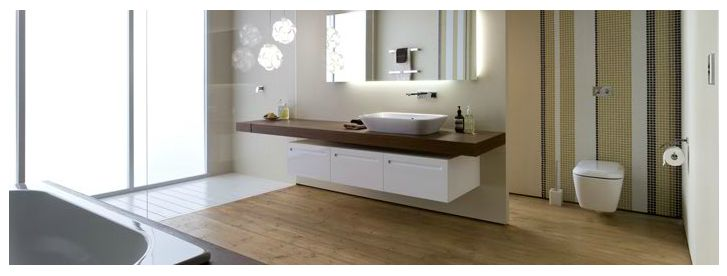 Model REECE Bathrooms  Omvivo VENICE 1200 Box Frame Mirror Arlington Oak