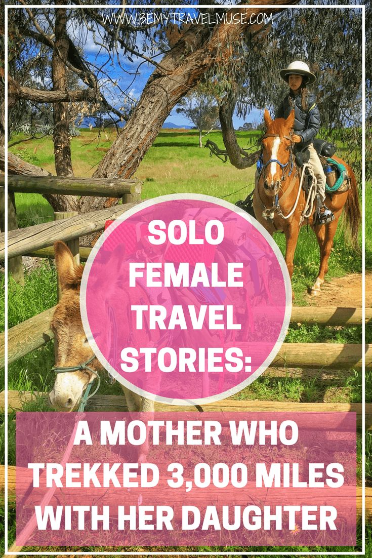 Welcome back to Solo Female Travel Stories, where we share the stories of amazing solo female travelers from around the world to encourage us all to be a little more adventurous.  I previously shared the story of Becky, a fearless single mother who travels solo when her child has grown up.