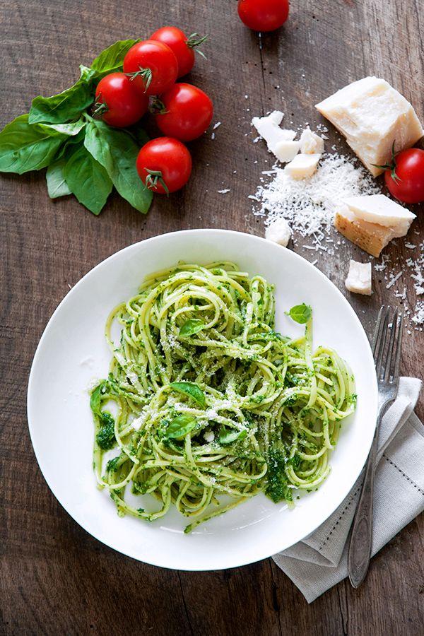 Pesto alla Genovese – Classic Homemade Pesto image
