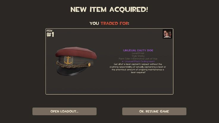 I got my Endgame Unusual can anyone give me some good nametag names for it? #games #teamfortress2 #steam #tf2 #SteamNewRelease #gaming #Valve