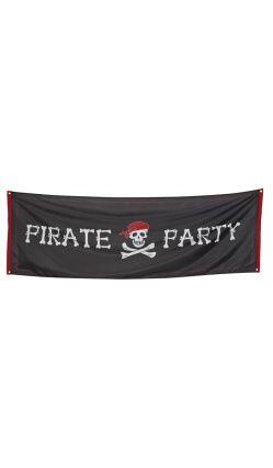 Bannière De Pirate