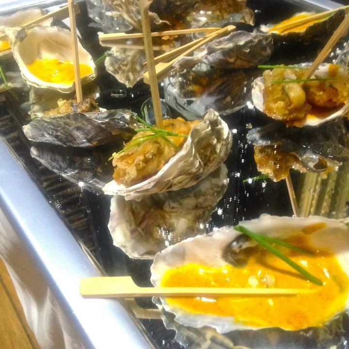Anna's oysters