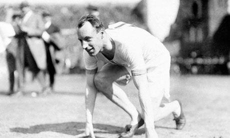 Eric Liddell - Chariots of Fire  A hero of mine. Sticks to his principles, becomes world famous as an  Olympic runner who wins a gold, leaves the limelight to be a Christian missionary in China, ends up in a concentration camp there, and dies there a few months before the war's end, faithful until his quiet death. A real hero.
