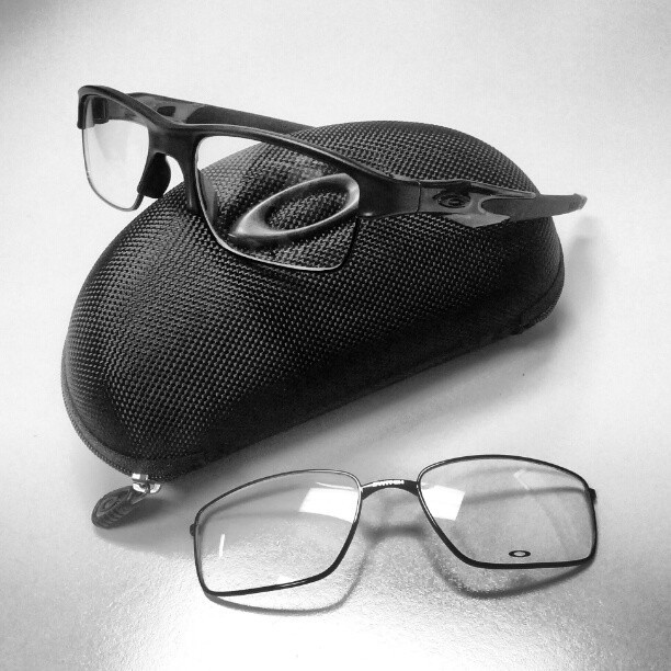 0334b61f7d  Oakley crosslink ophthalmic  eyeglasses with switch lenses. One frame with  endless possibilities. in 2019