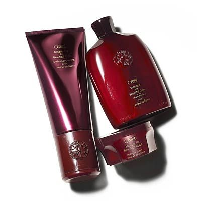 Gift guide must: Oribe's Beautiful Color Collection for color-treated hair. #beauty #holidays | Health.com