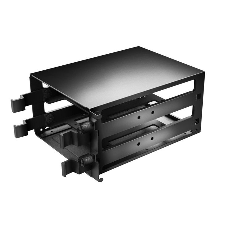 "Cooler Master MasterAccessory MasterCase Series HDD Cage 2-BAY (3.5"") Cases MCA-0005-K2HD0"