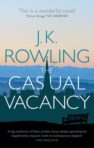 The Casual Vacancy. J.K. Rowling. Too long and too many characters but still very good.