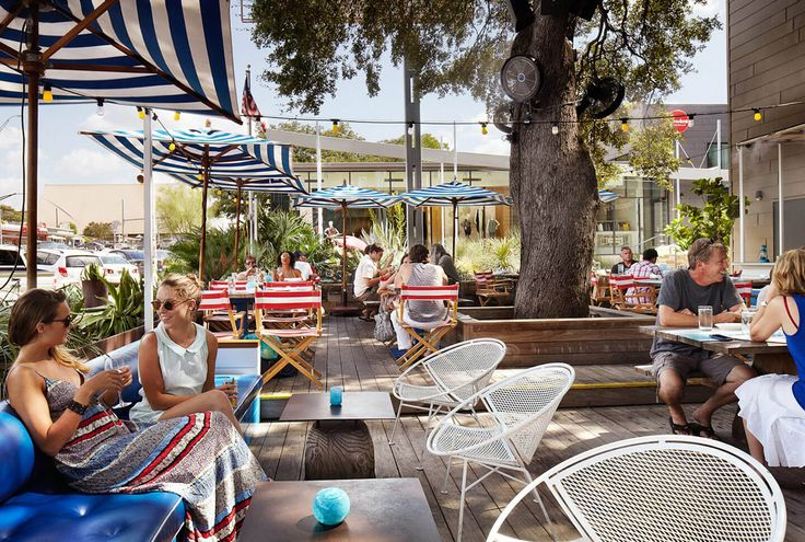 30 Essential Patios for Outdoor Drinking & Eating in Austin - Eater Austin