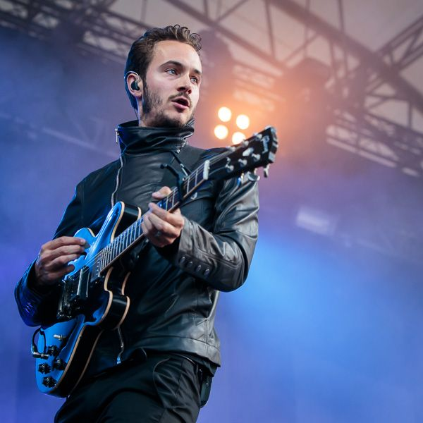 Editors' Tom Smith has 'the best vocal range in the UK'