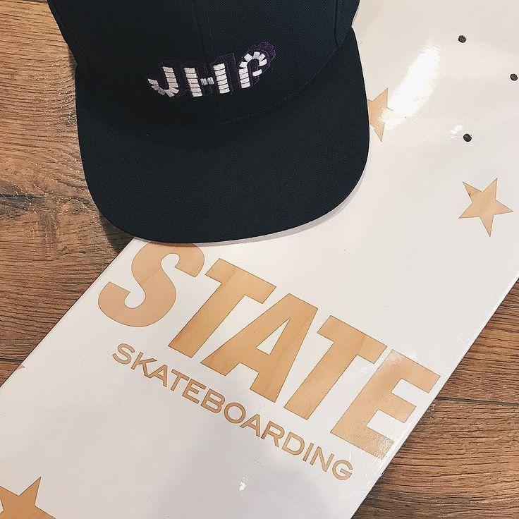 We are  @jhfco just arrived!  @boojohnson | Camis Gorras Hoodies &... | Esto y mucho más en tienda y www.statebcn.com #JHF #justhavefun #supportyourlocals #skateboarding #barcelona #statebcn #STATE