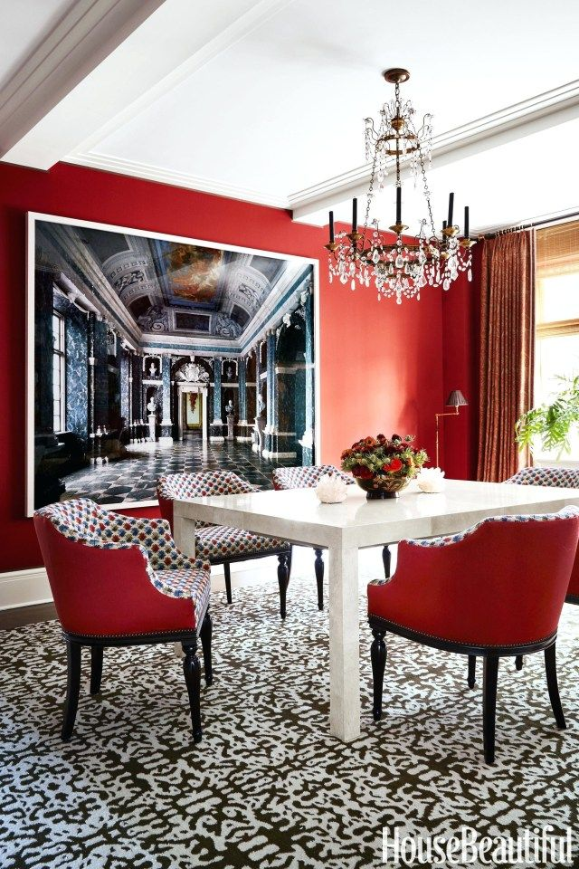 60 Best Collection Red Color Living Room Decor Photos Complete