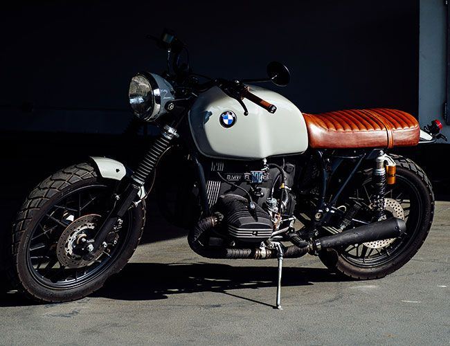 Roughchild Moto Is Giving Classic Bmw Motorcycles A New Lease On Life Bmw Motorcycles Bmw Motorrad Motorcycle