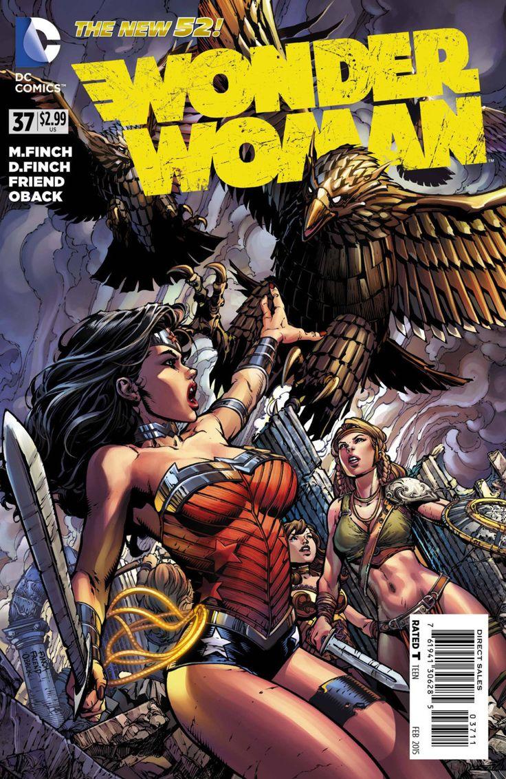 DC Comics - Wonder Woman (2011) #37