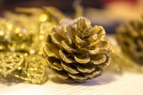 Comment décorer un escalier à Noël - 8 étapes