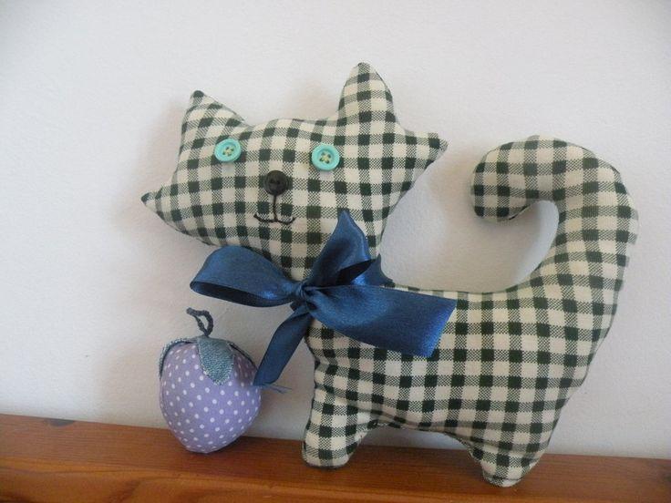 gatto per la nanna, by bandullera, 7,00€ su misshobby.com