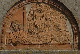 Lunetta della Pieve di San Giovanni in Sugana