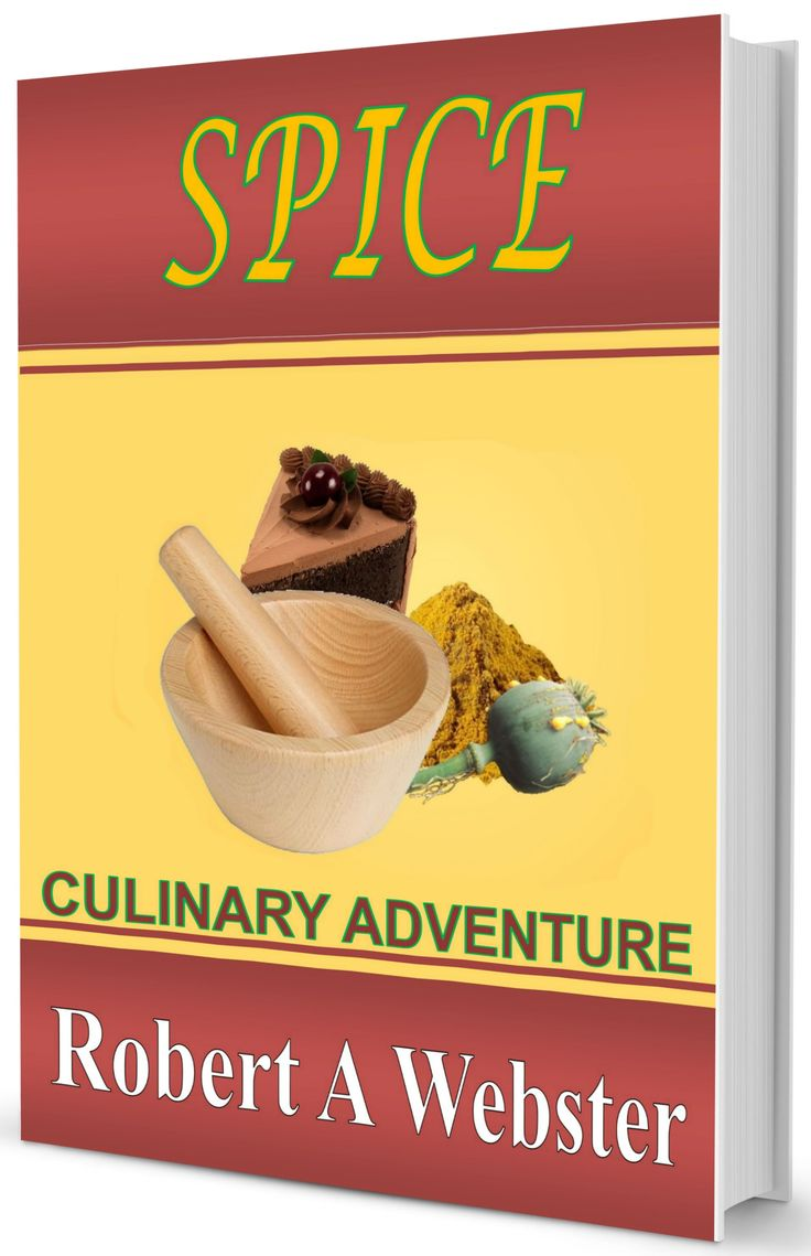 Spice - A Culinary Adventure