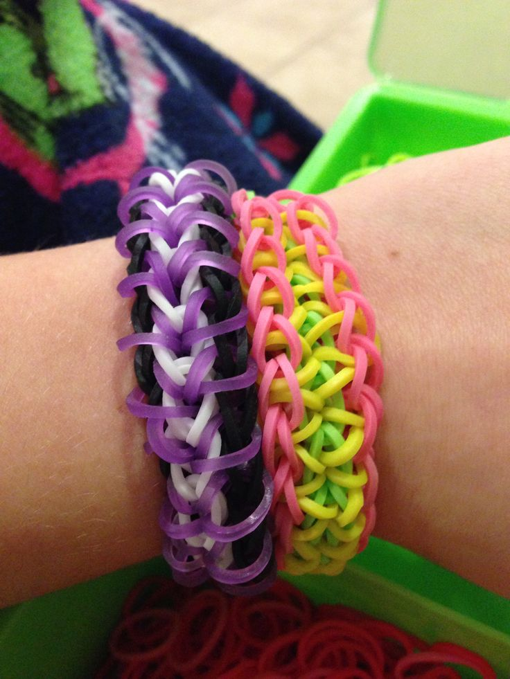 Rainbow Loom Zippy Chain 17 Best images about R...